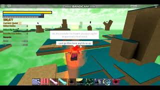 Roblox Draon Ball Z:Final Stand Getting SSG!