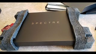 Hp Spectre X360 15t Touch: 8th Gen Intel I7, Radeon Rx Vega M--unboxing