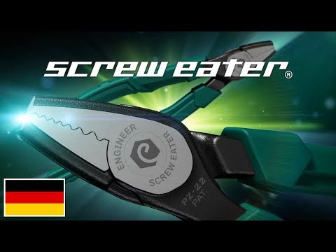 """SCREW EATER"" (PZ-22) (Deutsch)"