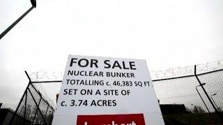 Vendesi bunker antiatomico segreto in Irlanda del Nord