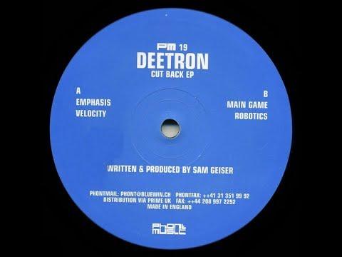 Deetron - Velocity