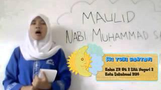 Praktek Mandu Acara MC Basa Sunda 2014