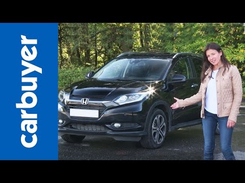 New Honda HR-V (HRV) 2015 review - Carbuyer