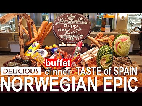 2019-delightful-dinner-buffet-taste-of-spain-on-norwegian-epic