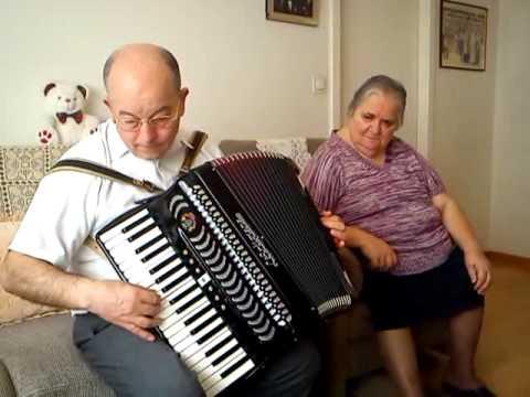 Marina.. Marina - fisarmonica - Salvatore Graziano - anno  2015