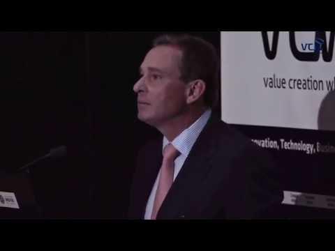 VCW Healthcare & Bio: CEO of Hovione