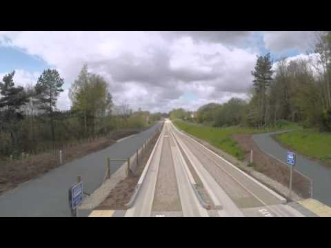 Leigh Guided Busway Full Guided Journey