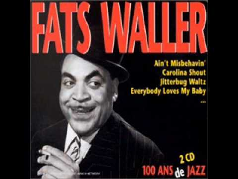 """Fats Waller""""Dem Dry Bones"""" 1940"""