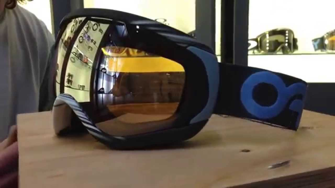 2015 Oakley Canopy in Factory Pilot 1242 with Black Iridium lens preview - YouTube & 2015 Oakley Canopy in Factory Pilot 1242 with Black Iridium lens ...