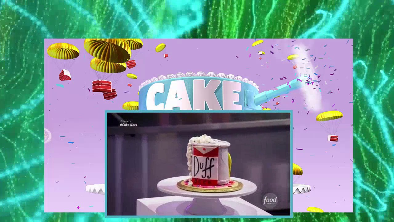 cake wars season 1 episode 1 youtube