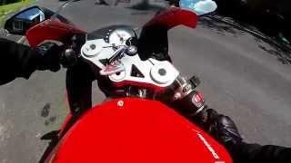 test riding my derbi gpr 50cc racing gopro hero 3 silver