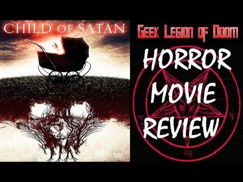 Download CHILD OF SATAN ( 2017 Kacey Clarke Barnfield )aka NERON Horror Movie Review
