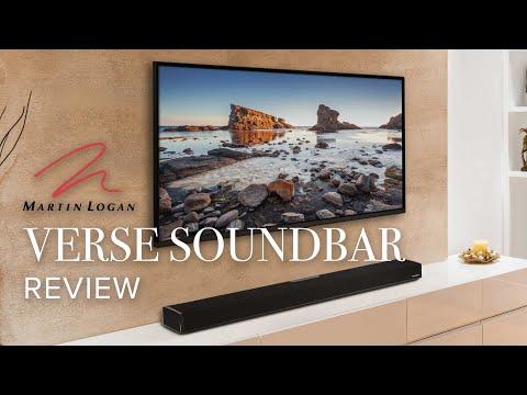 MartinLogan Verse Soundbar Review