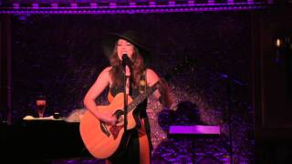 Bridget Barkan sings If I Could Turn Back Time at The Meeting*