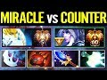 IS NAGA THE BEST 7.21 CARRY DOTA 2? - Mid Lane Miracle EPIC SHIT