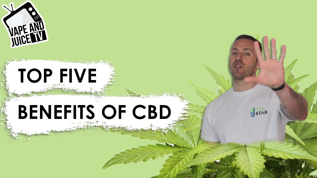 How Does CBD Work In Your Body?   A ...