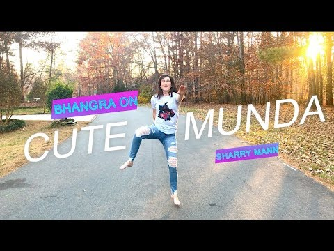 Cute Munda | Bhangra Dance Cover | Sharry...