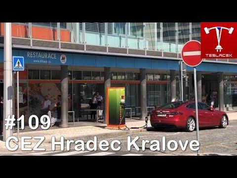 #109 CEZ Hradec Kralove (Aupark) | Teslacek
