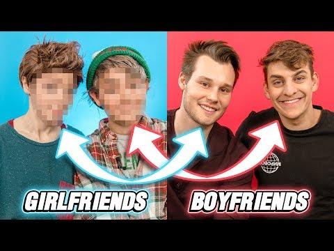 Transforming into our Boyfriends.. Niki and Gabi