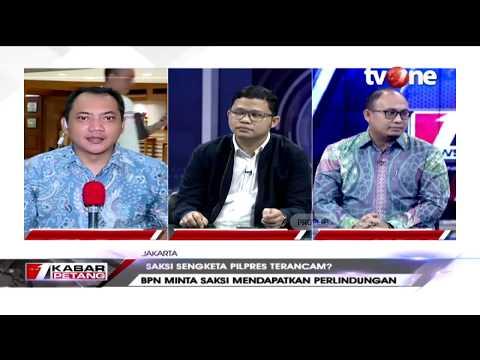 Dialog: Saksi Sengketa Pilpres Terancam?