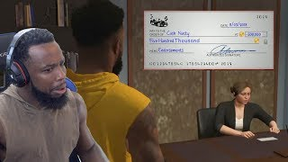 NBA 2K19 MyCareer | They Cheated Me Out of My Check! Ep. 8