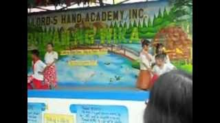 LHAI Buwan Ng Wika Sept. 2012 [ Grade 1 - Sampaguita]
