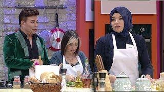 Tartışan hanımlara Fatih Ürek azarı! Gelinim Mutfakta 4. Bölüm