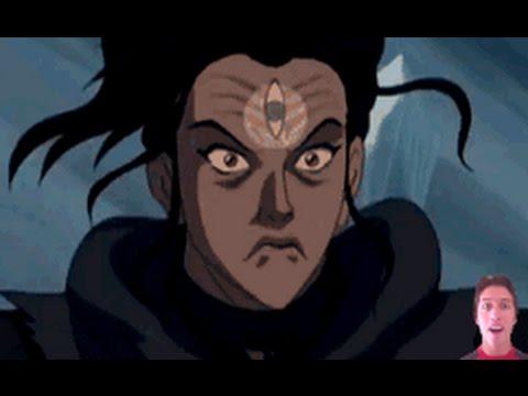 Avatar Korra Book 3 Chapter 13