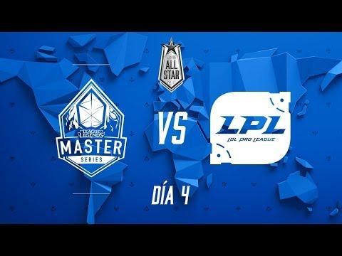 ALL STARS 2017 - DÍA 4 - LMS VS LPL - PARTIDO 1