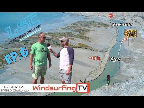 Ep.6 – Farrel O'shea's Top tips for the channel – Luderitz Speed Challenge