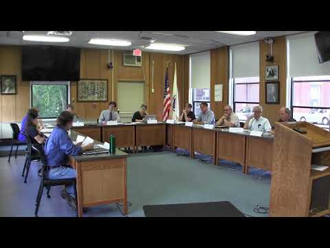Transportation and Parking Commission 9/19/17
