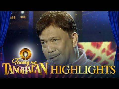Tawag ng Tanghalan: A Tribute to former TNT Hurado, Rico J. Puno