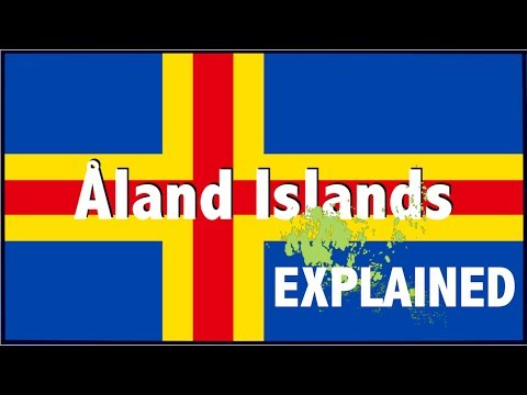 WHAT IS THIS PLACE?? - Åland Islands, Explained