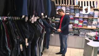 видео Мужские джинсы