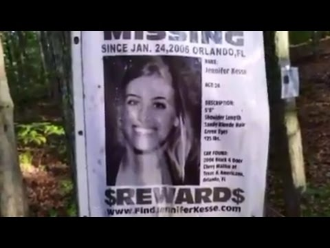 A Man Found A Scariest Horror Forests of Missing People Poster – Missing People Posters