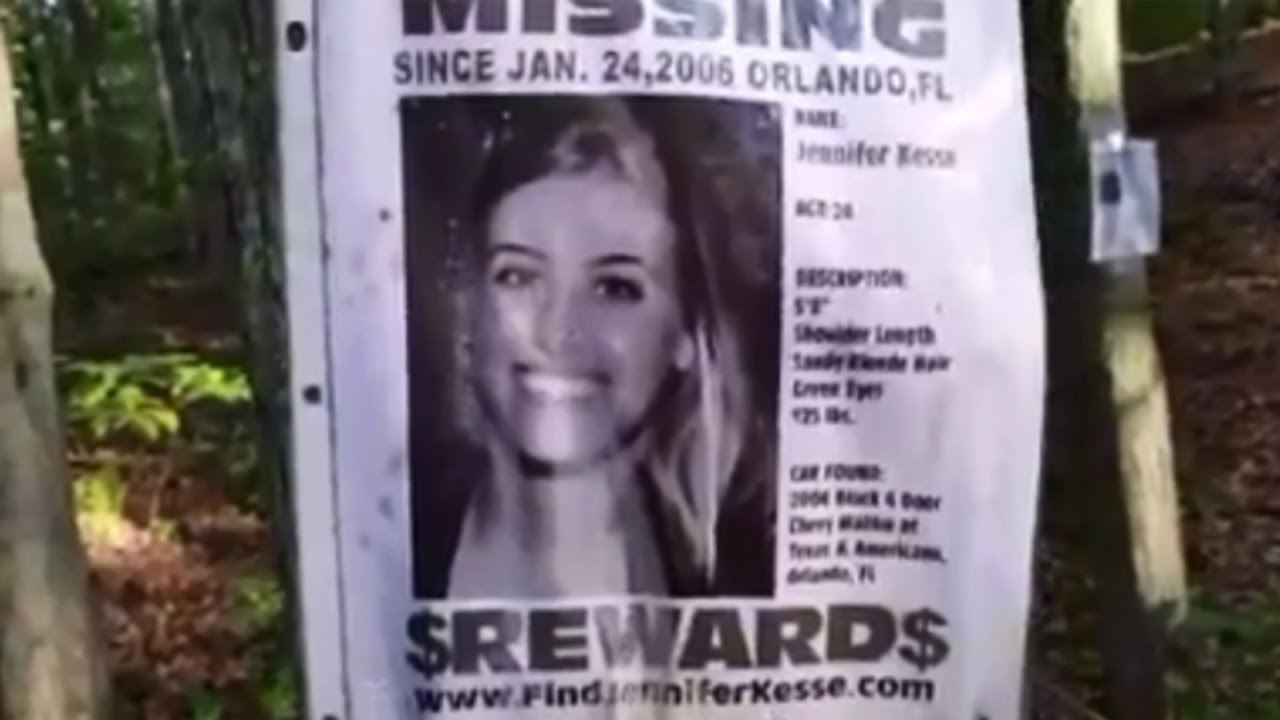 Mysterious Missing Persons Posters In NY Woods?!   YouTube  Missing Person Posters
