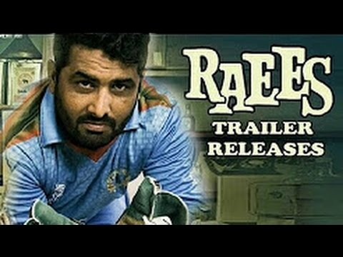 Raees Trailer- Mohammad Shahzad As & in Raees