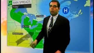 Upper Peninsula Weather Forecast 1/19-20