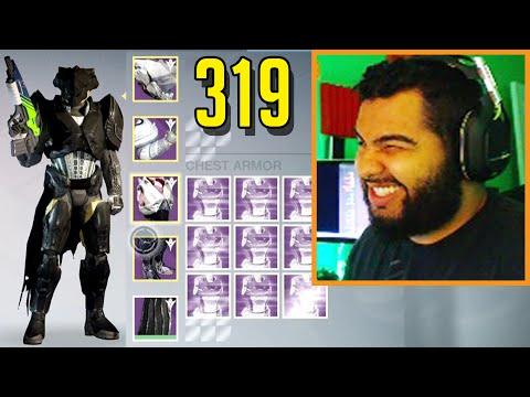 Destiny Opening 34+ Legendary Engrams - Looking for Twilight Garison Exotic