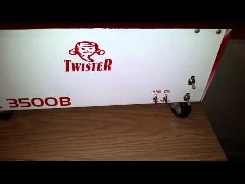 16 Pill Twister XL3500B Amplifier(overview not output test)
