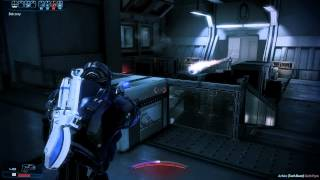 Mass Effect 3: Solo Gold Geth on Human Vanguard in 32:43