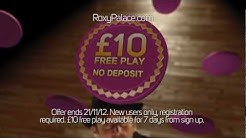Best Online Casino - Roxy Palace
