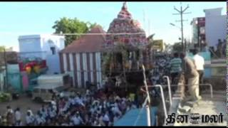 Car Festival in Thiruchendur Murugan Temple - Dinamalar August 25th 2014 Tamil Video News