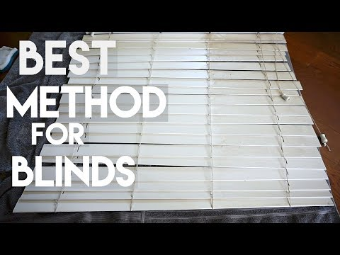 Cleaning My Blinds: 3 Methods Tested