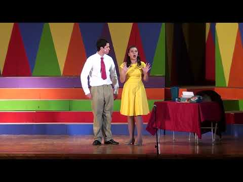"The Edison High School Theatre Department Presents: ""Bye Bye Birdie - The Musical"""