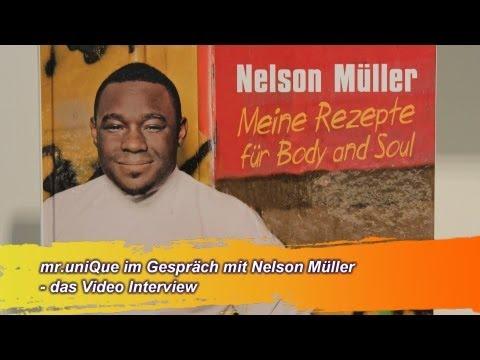 mr.uniQue im Interview mit Nelson Müller - Teil 1