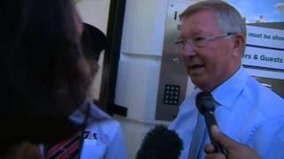 Alex Ferguson on Andy Murray's chances