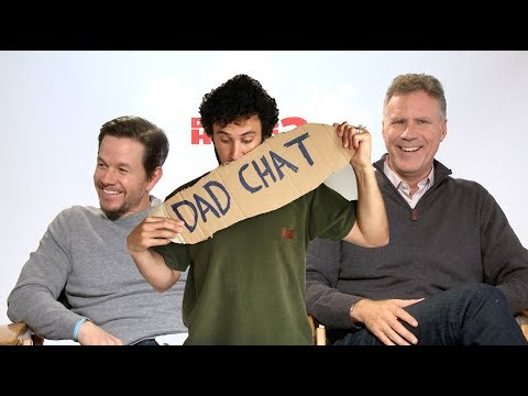 Thumbnail: DAD CHAT with Will Ferrell & Mark Wahlberg