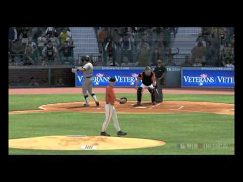 MLB 11 The Show - Jason Schmidt Strikeout Reel (7 K's)