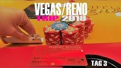 AUF POKER ERKUNDUNGSTOUR IN RENO   Vegas/Reno Vlog #2